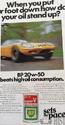 <b>1960 BP 20w-50 SUPER-V VISCO STATIC OIL</b> <br/> BP Advertising from the 1960s