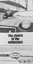 <b>DUCKHAMS OIL JOHN HANDLEY MG</b> <br/> Duckhams Oil Advertising from the 1960s