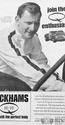 <b>DUCKHAMS Q20 50 Oil JOHN BRIDGES</b> <br/> Duckhams Oil Advertising from the 1960s