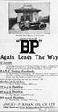 <b>BP 1928 records at brooklands</b> <br/> BP Company Advertising 1920s