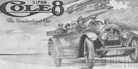 Cole 8 series (1915-1925)