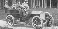 Mercedes Simplex race cars (1902-1909)