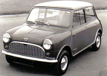 BMC Mini Mark I (1959-1967)