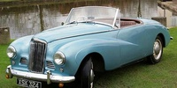 Sunbeam Alpine Mark I III (1953-1955)