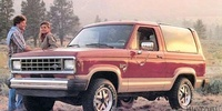 Ford Bronco II (1984-1990)