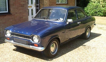Ford Escort Mark 1 (1968-1974)