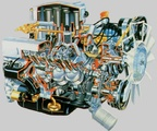 Rover V8 engine