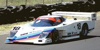 BMW GTP Race car (1986)