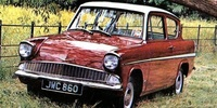 Ford Anglia Super 123E (1962–1967)