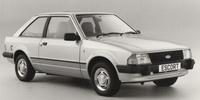 Ford Escort Mark 3 III (1980-1986)