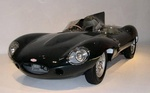 Jaguar D-Type (1954-1957)