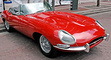 Jaguar E-Type Series 1 (1961–1968)