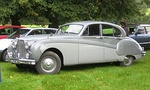 Jaguar Mark VIII (1956-1958)