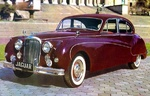 Jaguar Mark IX (1951-1961)