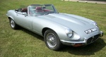 Jaguar E-Type Series 3 (1971–1974)