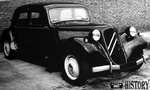 Citroen Traction Avant (1934-1957)