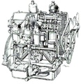 Coventry Climax FW Engine