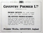 Coventry Premier (1912-1923)