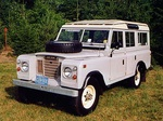 Land Rover Series III (1971-1985)