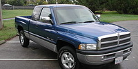 Dodge Ram truck 2nd Gen (1994–2002)