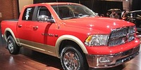 Dodge Ram truck 4th Gen (2009–)