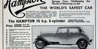 Hampton Eight Empire Sportsman (1930-33)