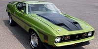 Ford Mustang Mach 1 (1969-1978)