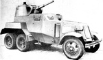 GAZ BA-10 Armored car (1938-1945)