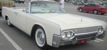 Lincoln Continental 4th gen (1961–69)