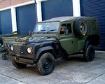 Land Rover Wolf (1996-)