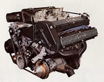 Lotus 900 series Engine