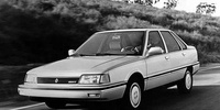 Renault Medallion (1987-1989)