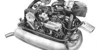VW Type 4 engine (1968–1983)