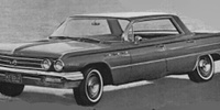 Buick Invicta 2nd gen (1961-1963)
