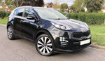Kia Sportage 4th gen (2015-)