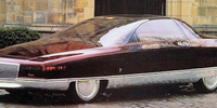 Cadillac Solitaire concept (1989)