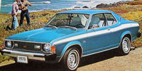 Dodge Colt 2nd gen (1974–1977)