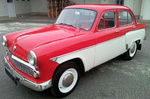 Moskvich-407 (1958-1963)