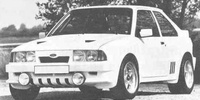 Ford Escort RS1700T (1980-1982)