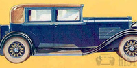 Willys Six (1918-1933)