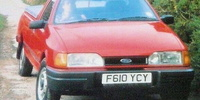 Ford P100 2nd Gen (1987-1992)