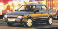 Ford Orion 1st Gen (1983-1990)