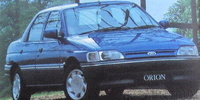 Ford Orion 2nd gen (1990-1993)