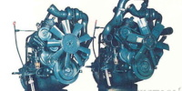 Mercedes OM 300 series engines (1945-1995)