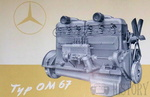 Mercedes OM 67 engine (1935-1954)