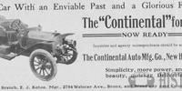 Continental (1907–1908)