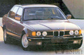 BMW 7 Series 2nd Gen E32 (1986-1994)