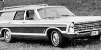 Ford Country Squire 5th gen (1965–1968)