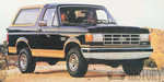 Ford Bronco 4th Gen (1987–1991)