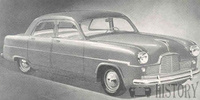 Ford Zephyr Mark I (1951-1956)